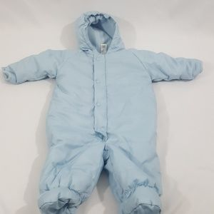 Old Navy Baby Snowsuit Size 6-12 Months